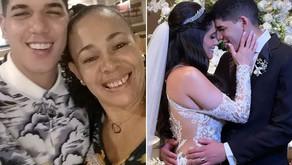 Mãe de Zé Vaqueiro diz que não foi convidada para casamento do filho