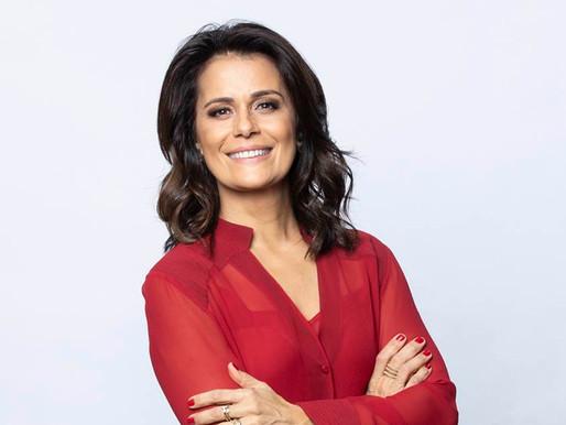 Jornalista Adriana Araújo deixa Record após 15 anos