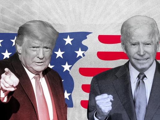 Apuração na reta final nos EUA: faltam 5 Estados e Biden pode confirmar vitória hoje