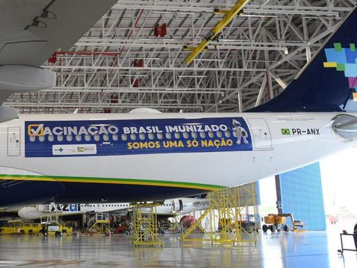 Sem decisão da Índia, avião leva hoje oxigênio para Manaus