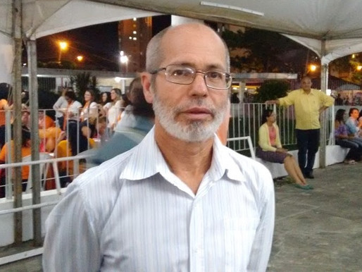 LUTO: Morre em João Pessoa, aos 64 anos, o jornalista Walter Galvão