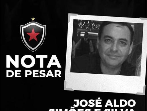 Médico que trabalhou no Botafogo-PB morre vítima da Covid-19; clube lamenta