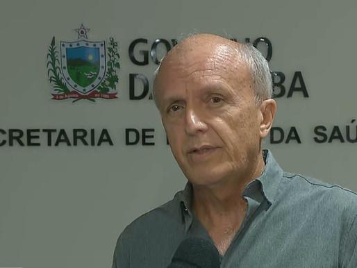 Geraldo Medeiros crítica prefeito de Pombal, acusado de furar fila da vacinação