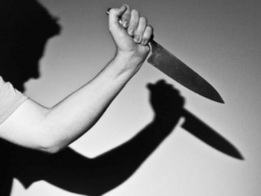 PM prende em flagrante suspeito de matar idoso a facadas na cidade de Pombal, no sertão da Paraíba