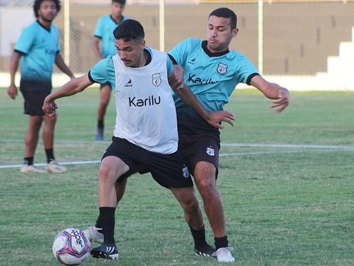 Treze encara o Sousa neste domingo (27) no estádio Amigão, em Campina Grande