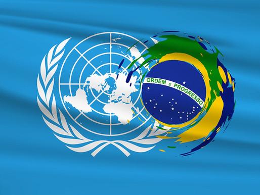 Bolsonaro é denunciado na ONU por tragédia humanitária na pandemia