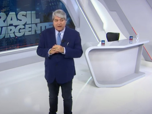 """Datena confirma filiação ao PSL e diz que """"foco é o Senado"""""""