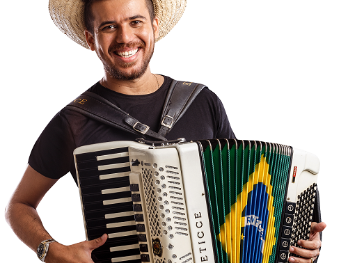 Luan Estilizado anima o sábado com LiveShow especial Vaquejada