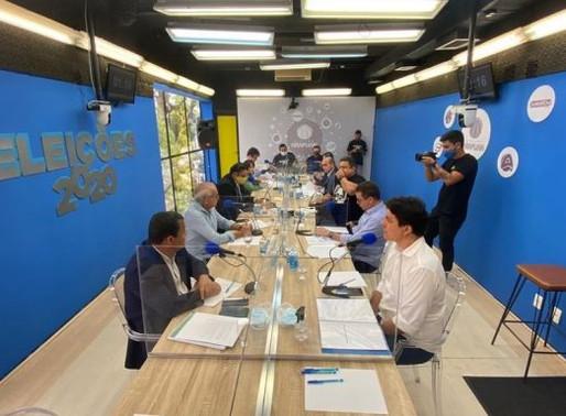 VÍDEO: Candidatos se exaltam e trocam farpas e acusações durante debate em João Pessoa