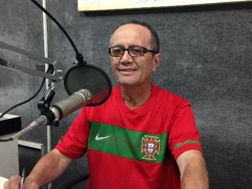 Morre em Campina Grande o jornalista Juarez Amaral, vítima da Covid-19