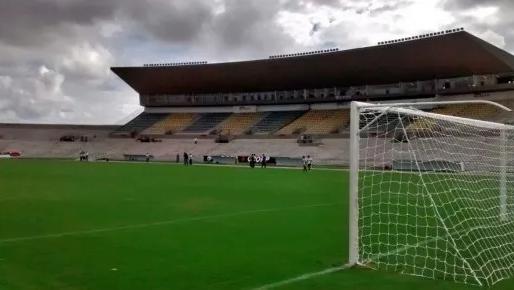 João Pessoa pode receber partida do Flamengo pelo Campeonato Brasileiro