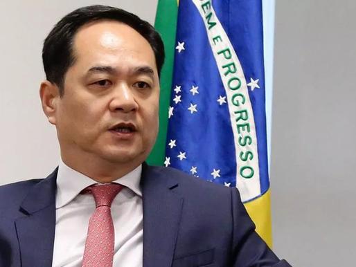 China reforça apoio ao Brasil no combate à pandemia