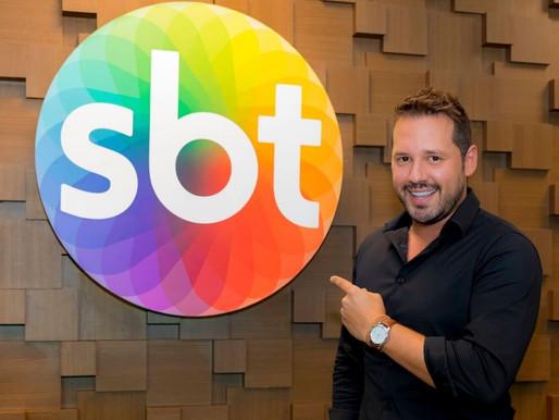 Dony De Nuccio assina com SBT para apresentar reality show