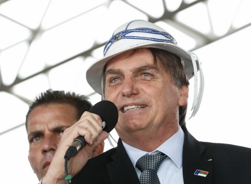 Bolsonaro estará na Paraíba novamente, nesta quinta-feira