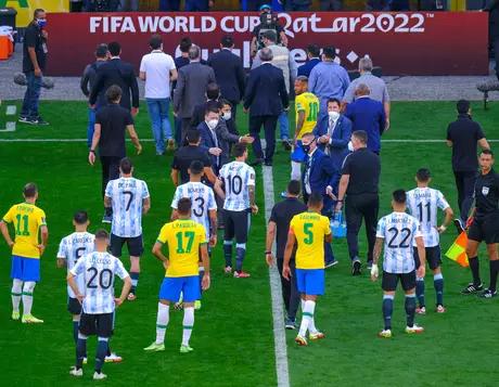 CPI vai questionar CBF sobre ida de jogadores argentinos a estádio