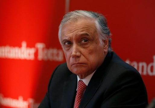 Presidente do Santander morre em Portugal vítima do coronavírus