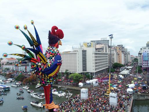 Pernambuco suspende carnaval de 2021 devido à pandemia da Covid-19