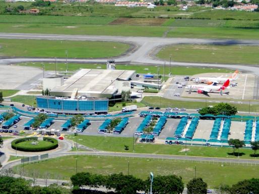 Prefeita de Bayeux entrega a senadores proposta de renomear Aeroporto em homenagem a José Maranhão