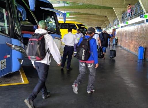 Ônibus intermunicipais voltam a circular com 70% da capacidade normal na Paraíba