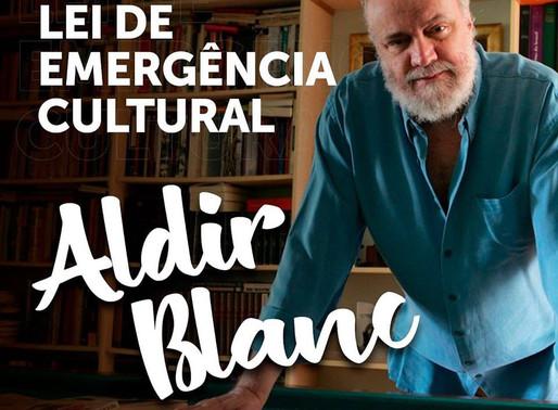 Paraíba é 4º Estado a ter Plano de Ação 'Aldir Blanc' aprovado