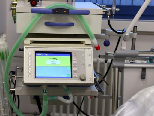 Brasil recebe da Irlanda doação de anestésico para intubação