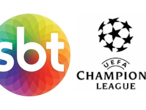 SBT é a nova casa da Liga dos Campeões da Europa