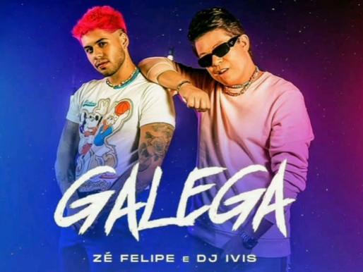 Cantor Zé Felipe vai regravar música que fez com participação de DJ Ivis
