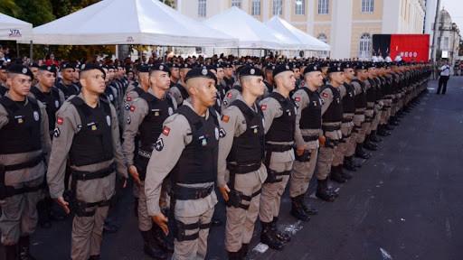 Profissionais da Segurança Pública começam a ser vacinados contra a Covid nesta quinta-feira (08)