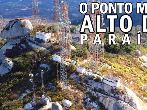 Paraíba poderá ter passeio de balão partindo do Pico do Jabre