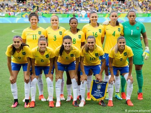 Argentina confirma participação em amistosos contra a seleção feminina na Paraíba