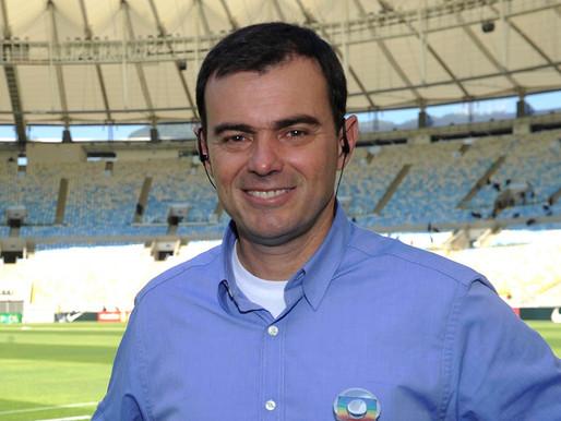 Tino Marcos anuncia saída da TV Globo após 35 anos