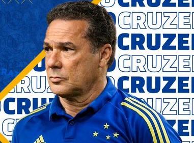 Vanderlei Luxemburgo é o novo técnico do Cruzeiro
