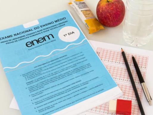 ENEM 2021 tem 3,1 milhões de inscrições confirmadas
