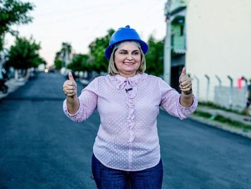 Prefeita de Coremas morre em decorrência da Covid-19