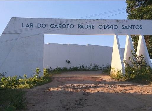 Cinco internos do Lar do Garoto, em Lagoa Seca, fogem e Polícia Militar faz buscas para recapturar