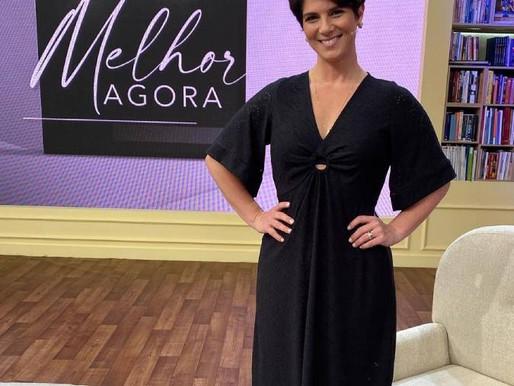 Mariana Godoy se desliga da Band após programa cancelado e crise de ansiedade