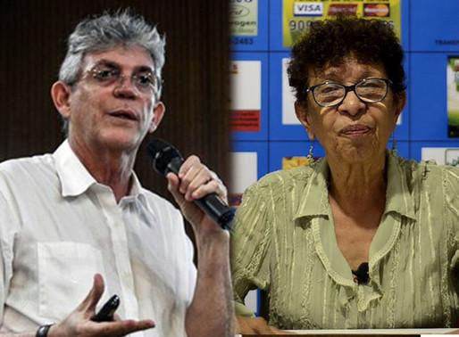 Após ser anunciada como vice de Ricardo Coutinho, Paula Frassinete renuncia