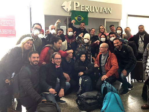 Senado e Itamaraty se unem na tentativa de trazer brasileiros de volta ao país