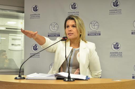 Jane Panta assume vaga deixada por João Henrique na Assembleia Legislativa da Paraíba