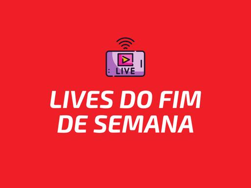 Lives: Confira a agenda de shows para assistir em casa