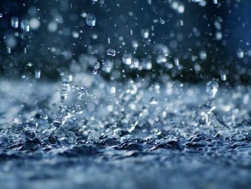 Inmet emite alerta amarelo de chuvas intensas para 42 cidades da Paraíba