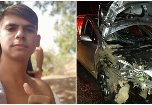 Adolescente de 16 anos morre em acidente próximo a São Bento