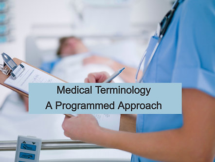 12 AARC CRCE: Medical Terminology offers simple terms for EZ communication