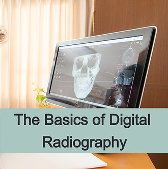12 Nursing & ARRT CE: Basics of Digital Radiography