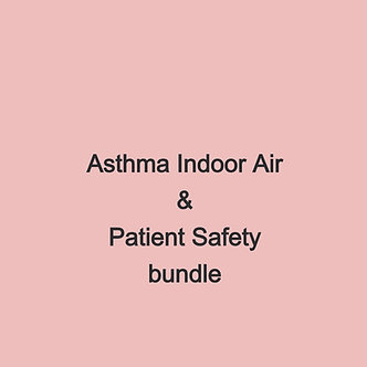 16 AARC CRCE: Asthma and Indoor Air & Patient Safety bundle