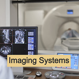 24CE:Imaging Systems (Introductory Guide to Xray, CT, MRI etc, book available)