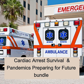 18 AARC CRCE: Cardiac Arrest Survival & Pandemic bundle