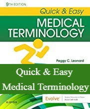 18CME: Medical Terminology Quick & EZ | ARDMS Special | 22% off combo discount