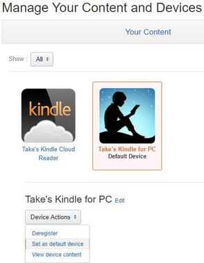 Download Amazon eBooks in 5 EZ steps