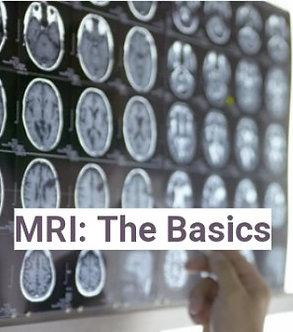 27.5 CE: MRI The Basics - ARMRIT, ARRT CE Credits